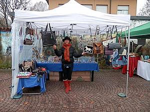 Моя 1-ая Рождественская Ярмарка (Италия). 14.12.2014. | Ярмарка Мастеров - ручная работа, handmade