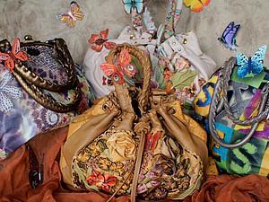 Мои сумочки   Ярмарка Мастеров - ручная работа, handmade