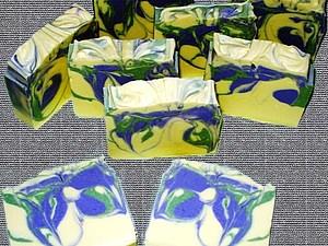 Красители в натуральном мыле с нуля   Ярмарка Мастеров - ручная работа, handmade