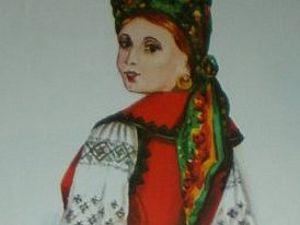 Традиционная вышивка Киевщины. Встреча с Оксаной Косминой | Ярмарка Мастеров - ручная работа, handmade