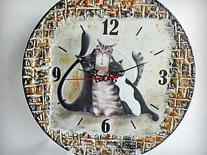 Мастер класс часов с рельефным узором | Ярмарка Мастеров - ручная работа, handmade