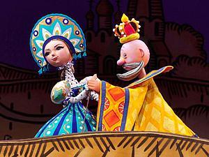 Театральные куклы. Ярмарка Мастеров - ручная работа, handmade.