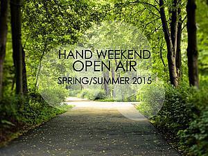 Open Air Hand Weekend | Ярмарка Мастеров - ручная работа, handmade