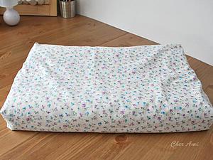 Шьём наволочку для ортопедической подушки. Ярмарка Мастеров - ручная работа, handmade.