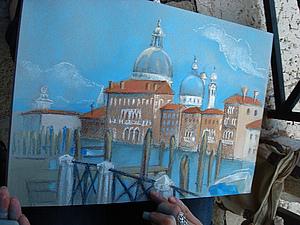 Итальянские зарисовки. Падуя, Венеция, острова. | Ярмарка Мастеров - ручная работа, handmade