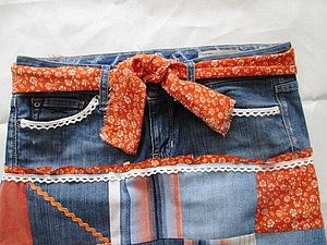 Шьем юбку в стиле бохо. Ярмарка Мастеров - ручная работа, handmade.