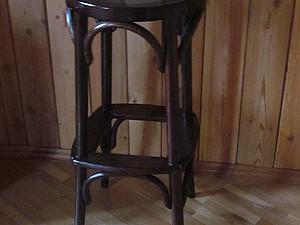 Замена круглой проножки у барного стула. Часть 2. Финальная.. Ярмарка Мастеров - ручная работа, handmade.