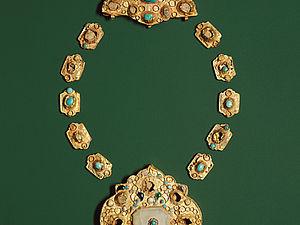 Короткое исследование на тему – какие серьги могла носить Ревекка.. Ярмарка Мастеров - ручная работа, handmade.