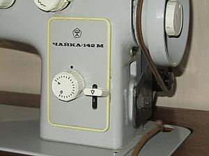 инструкция на швейную машинку чайка 142м