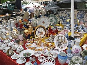 Прогулки по Италии. Фарфор и керамика на блошиных рынках Милана. Ярмарка Мастеров - ручная работа, handmade.