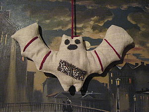 Летучая мышь | Ярмарка Мастеров - ручная работа, handmade