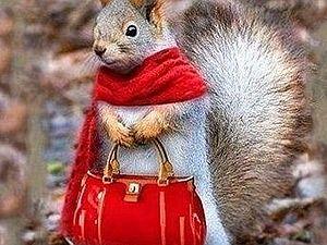 Осень — не повод грустить... Осень — это повод носить красивый шарфик!   Ярмарка Мастеров - ручная работа, handmade