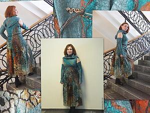 МК Летнее  платье | Ярмарка Мастеров - ручная работа, handmade