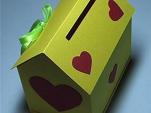 Мастерим свадебный сундучок «Сердечный». Ярмарка Мастеров - ручная работа, handmade.