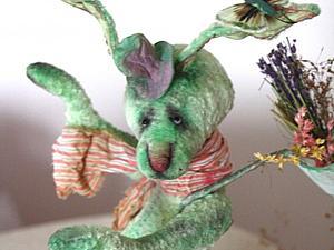 Ловец бабочек. Новая работа | Ярмарка Мастеров - ручная работа, handmade