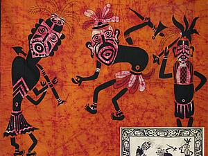 Поступление Индийских покрывал и скатертей из 100% хлопка! 30 июня! | Ярмарка Мастеров - ручная работа, handmade