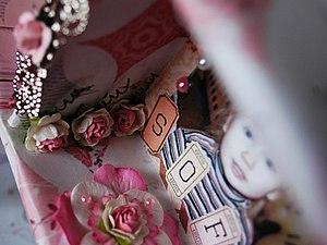 Shadowbox. Создаем коробку воспоминаний. Ярмарка Мастеров - ручная работа, handmade.