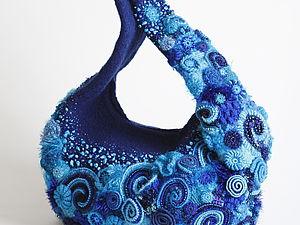 Сборка элементов фриформа в скрамбл комбинированным методом | Ярмарка Мастеров - ручная работа, handmade