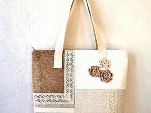 Акция на 2 сумки в наличии | Ярмарка Мастеров - ручная работа, handmade