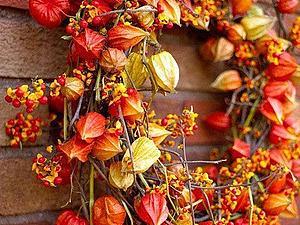 Осенняя пора | Ярмарка Мастеров - ручная работа, handmade