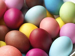 Еще немного технологии покраски яиц или яичной скорлупы :-)   Ярмарка Мастеров - ручная работа, handmade