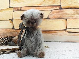 Анонс аукциона у http://www.livemaster.ru/acritical.Участвует мишка Мятный шоколад!   Ярмарка Мастеров - ручная работа, handmade