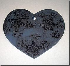 Делаем подвеску-сердечко. Ярмарка Мастеров - ручная работа, handmade.