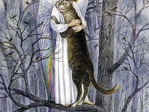 Кот и ангел слушать онлайн
