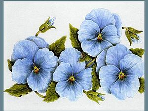 Изображения цветов для декупажа. | Ярмарка Мастеров - ручная работа, handmade