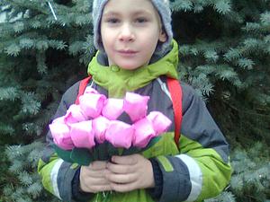 Цветы из конфет | Ярмарка Мастеров - ручная работа, handmade