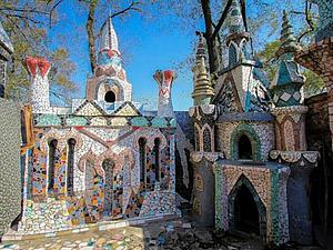 Сказочный замок мечты | Ярмарка Мастеров - ручная работа, handmade