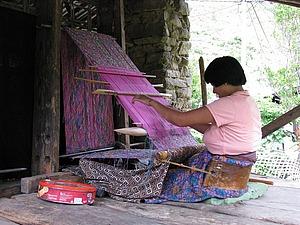 Этник-шик: ткачество Бутана. Ярмарка Мастеров - ручная работа, handmade.