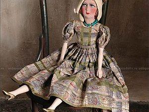 День Второй. Будуарная кукла | Ярмарка Мастеров - ручная работа, handmade