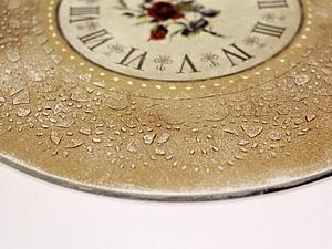 Винтажные часы   Ярмарка Мастеров - ручная работа, handmade
