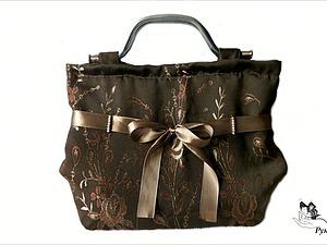 Видео мастер-класс: сумочка своими руками. Ярмарка Мастеров - ручная работа, handmade.