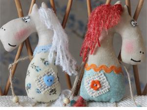 Масте-класс по пошиву Шкодной лошадки | Ярмарка Мастеров - ручная работа, handmade
