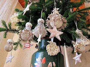 Винтажное Рождество | Ярмарка Мастеров - ручная работа, handmade