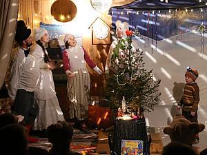 Рождественский спектакль про Муми-троллей! | Ярмарка Мастеров - ручная работа, handmade
