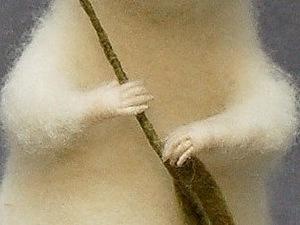 Мастер-класс по созданию миниатюрных лапок. Ярмарка Мастеров - ручная работа, handmade.