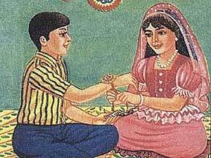 Ракша Бандхан в Индии - праздник братьев и сестер!!! Ракхи от индийских мастериц!   Ярмарка Мастеров - ручная работа, handmade