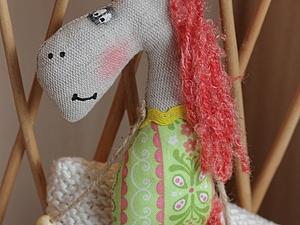 Шкодная лошадка | Ярмарка Мастеров - ручная работа, handmade