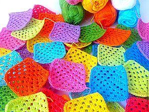 Вязание крючком (с нуля)   Ярмарка Мастеров - ручная работа, handmade