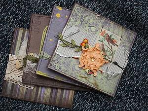 Распродажа осенних открыток | Ярмарка Мастеров - ручная работа, handmade