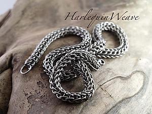 The Persian weave, или Откуда есть пошли плетения Персидские. Ярмарка Мастеров - ручная работа, handmade.
