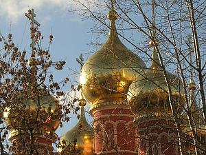 Москва златоглавая... Звон колоколов.... Ярмарка Мастеров - ручная работа, handmade.