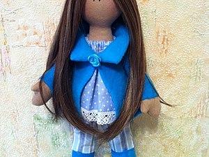 Мастер-класс Текстильная игрушка. Шьем овечку, бегемотика или куклу-девочку   Ярмарка Мастеров - ручная работа, handmade