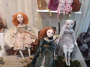 Модная кукла 9   Ярмарка Мастеров - ручная работа, handmade