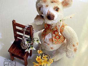 Букет для мишки и компании | Ярмарка Мастеров - ручная работа, handmade
