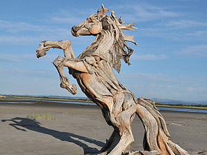 Удивительные работы из дерева, выловленного в океане | Ярмарка Мастеров - ручная работа, handmade