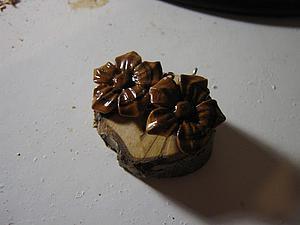 Мастер-класс: промасливание, прозрачная отделка деревянного изделия. Ярмарка Мастеров - ручная работа, handmade.